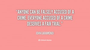 falsely accused quotes
