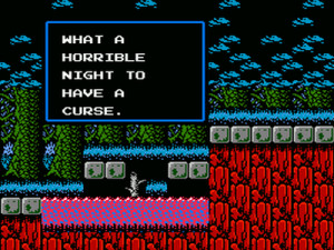 More infomation about Castlevania here and here
