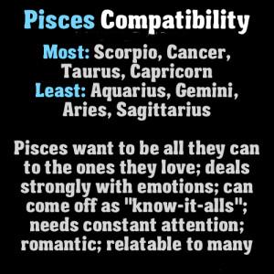 Pisces Zodiac Sign Quotes