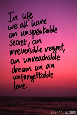 Secret Love Quotes For...