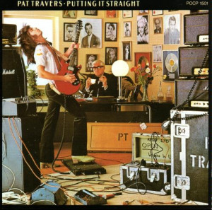 Pat Travers..... Go For What You Know.