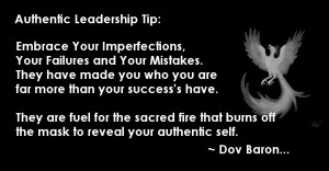 Leadership Tip Imperfection