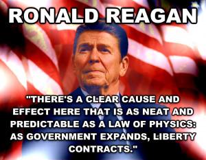 Ronald Reagan Quotes HD Wallpaper 7