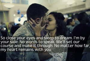 Military Love Quotes Tumblr Army Love Quotes Military