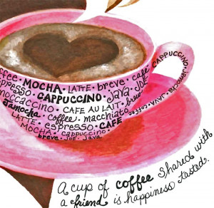 Inspire a friend who loves coffee! Get unique coffee decor for friends ...