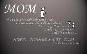 Happy Mother's Day Quotes ~ Atoz Desktop Wallpapers