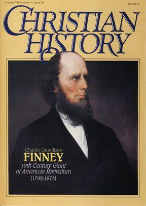 Christian History Magazine #20 - Charles G Finney 98030
