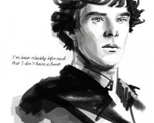 Sherlock - Sherlock on BBC One Fan Art (30632056) - Fanpop fanclubs