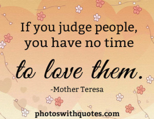 We hope you enjoyed these Mother Teresa Picture Quotes and thank s for ...