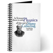 Lord Kelvin Quotes Journals & Notebooks