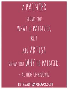 Artist Quotes And Sayings #art #quotes #words #sayings