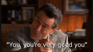 Robert De Niro Analyze That Quotes