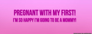 ... timeline cover, baby, expecting, mom, mommy, quote, quotes, pregnant