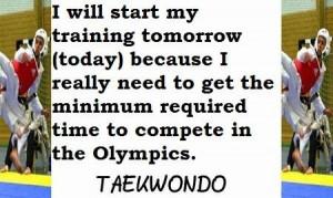Taekwondo famous quotes 3