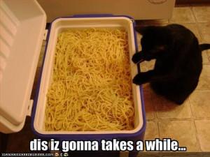 funny pasta