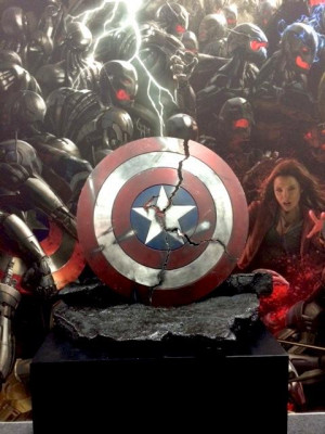 SDCC 2014: Marvel's The Avengers: Age of Ultron Props Revealed