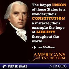 james madison quote more james madison quotes