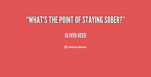 Staying Sober Quotes