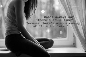 girl, quotes, time