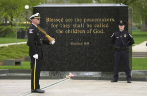Law Enforcement Quotes One last good deed by police