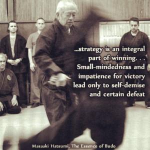 Some believe Hatsumi Maasaki to be the 34th Grandmaster of ninjutsu.