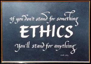 quotes about business ethics quotesgram