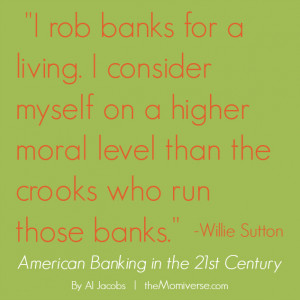 American Banking in the Twenty-First Century | The Momiverse | Article ...