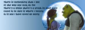Shrek And Fiona Love Quotes Shrek
