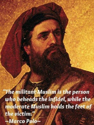 An Interesting Quote On Islam From Marco Polo