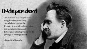 Quote – Friedrich Nietzsche