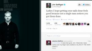 Jim Gaffigan Jokes