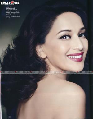 Thread: Madhuri Dixit VOGUE Magazine August 2011 HQ Scans