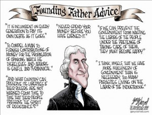 thomas jefferson quotes cartoon