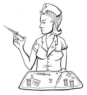 nurse ratched on Tumblr