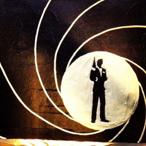 Cake from the James Bond Themed Prom Put on by the SIS Junior Class ...