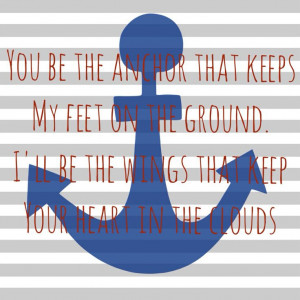 Inspiration #anchor #quotes #life