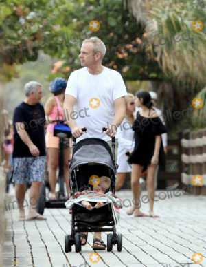 Norman Cook Picture Norman Cook aka DJ Fatboy Slim gets in some