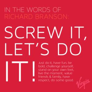 Wisdom from Richard Branson   15 Inspiring Quotes