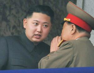 金正恩当选朝鲜劳动党中央军委委员长