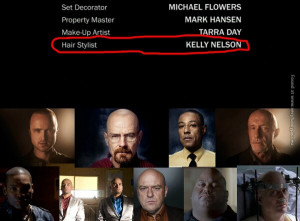 funny pics breaking bad hair stylist