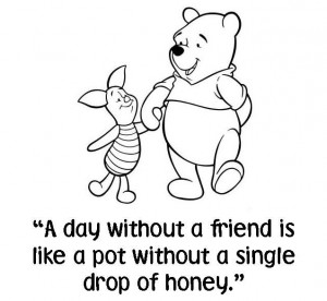 Pooh quote Winnie The Pooh Quotes Friendship