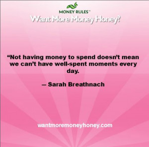 Money Quote of the Day via http://wantmoremoneyhoney.com/
