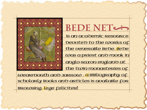 Bede wallpaper