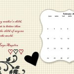 February Quotes And Sayings For Calendars Images Of Love Couples ...
