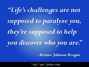 life s challenges