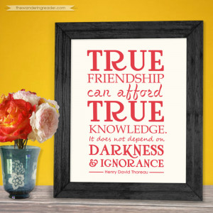 Realizing Who Your True Friends Are Quotes