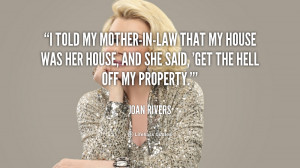 Mother In Law Quotes Preview quote