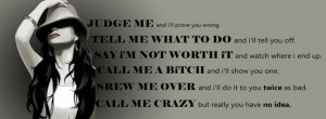 boss bitches with attitude quotes | ... Covers, Facebook Cover Images ...