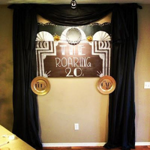 Roaring 20s Party Tips and Ideas #Christmas #thanksgiving #Holiday # ...