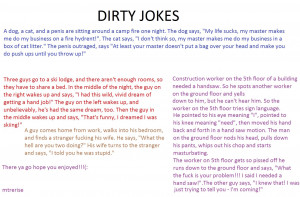 funny dirty jokes and quotes quotesgram